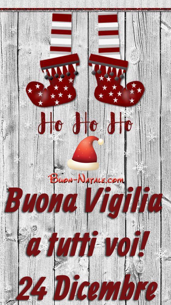 24 Dicembre Vigilia di Natale Immagini Belle da Condividere