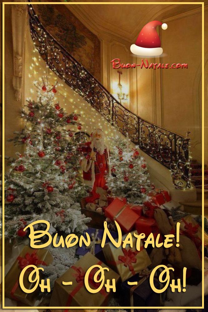 Buon 25 Dicembre Auguri di Buon Natale