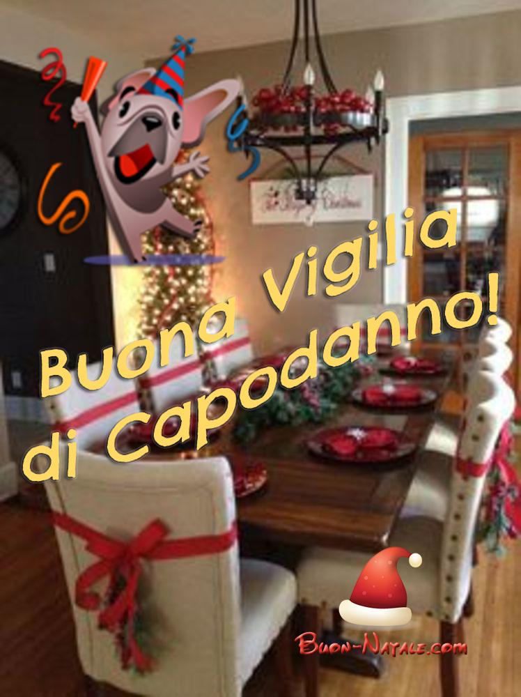 Vigilia Capodanno Immagini 31 San Silvestro