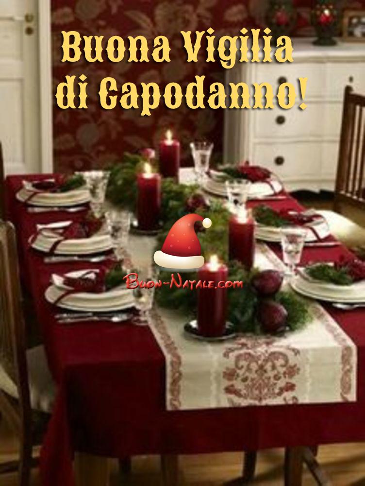 Whatsapp Vigilia di Capodanno Immagini